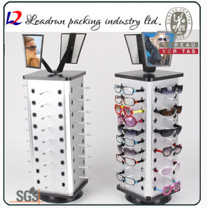 Eyeglass Display Case Sunglass Display Shelf Glasses Showing Stand (T01) pictures & photos