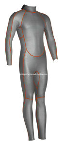 Men′s Neoprene Long Wetsuit/Swimwear/Sports Wear (HXL0008) pictures & photos