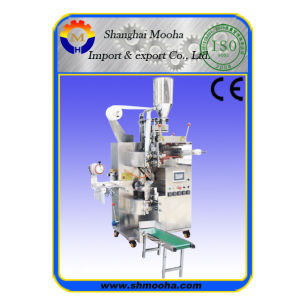 Automatic Tea Bag with Label and Envelope Packing Machine (CE) pictures & photos
