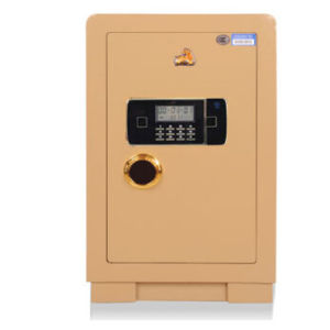 Electronic Safe Box for Home Use