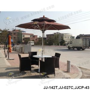 Outdoor Umbrella, Central Pole Umbrella, Jjcp-43 pictures & photos
