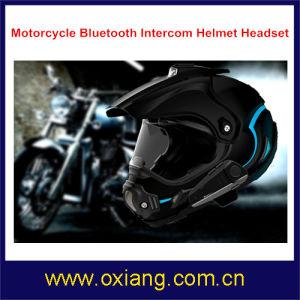 Motorcycle Bluetooth Intercom Helmet Headphone with FM Radio pictures & photos