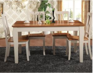 Modern New Design Dining Furniture Table and Chairs Set pictures & photos