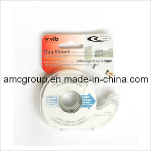 Magnetic Tape with Adhesive and Dispenser pictures & photos