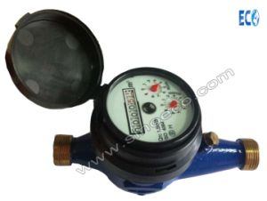 Multi Jet Dry Dial Water Meter with 360 Degree Register pictures & photos