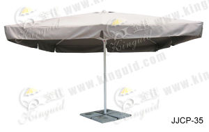 Outdoor Umbrella, Central Pole Umbrella, Jjcp-35 pictures & photos