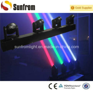 LED 4 Heads Beam RGBW LED Stage Lighting pictures & photos