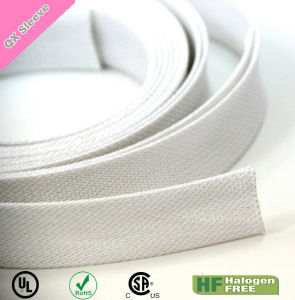 High Fire Retardant Insulating Pet Braided Cable Sleeving pictures & photos