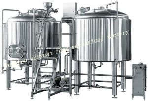 1000L Stainless Steel Fermentation Tank pictures & photos
