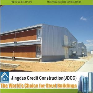 Light Steel Structure Chicken Poultry Farming Building pictures & photos