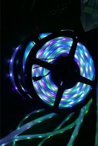 Digital RGB 4in 1 5050SMD Ws2812b LED Strip