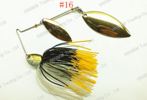 Fishing Lure--Willow Leaf Blade Spinner Bait (HWZ016) pictures & photos