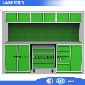 Metal Garage Cabinet Storage System for Storing Tools Kitchen Cabinet Ls-Tc735 pictures & photos