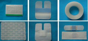 Non-Woven Wound Dressing pictures & photos