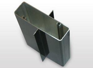Coated Aluminium Framework Aluminum Extruded Building Profile pictures & photos