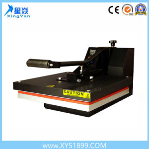 Wholesale Manual T Shirt Printing Heat Press Machine with Ce/SGS pictures & photos