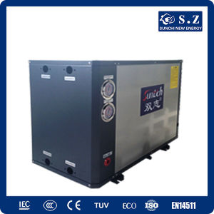 10kw/15kw-20kw Heating +Dhw High Cop Evi Water Source Heat Pump pictures & photos