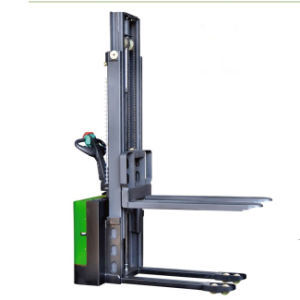 1-1.2t Economic Electric Straddle Stacker (EESS) pictures & photos