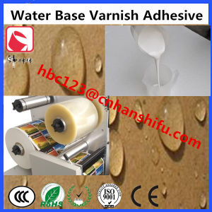Adhesive for Varnish Paper Package White Latex pictures & photos
