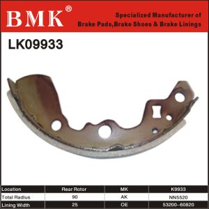 High Quality Brake Shoes (K9933) for Suzuki pictures & photos