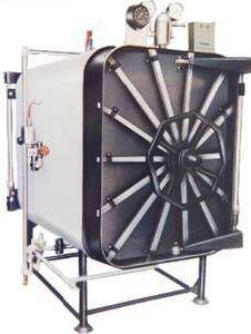 Horizontal Rectangular Pressure Steam Sterilizer pictures & photos