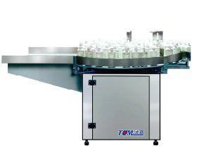 Bottle Feeding Machine Rotary Turnplate
