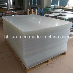 PVC Vinyl Plastic Sheet with 3mm Thickness pictures & photos