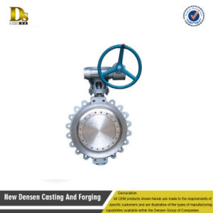 China High Quality Electric Butterfly Valve Dn200 Manufacturer pictures & photos