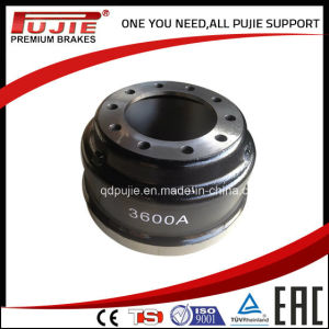 High Quality 3600A Truck Brake Drum pictures & photos