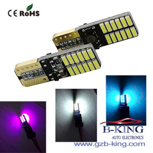 T10 24SMD Canbus LED Car Light pictures & photos