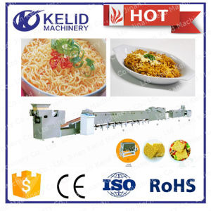 High Quality High Efficiency Mini Instant Noodles Making Plant pictures & photos