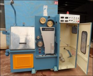 Fine Copper Wire Drawing Machine with Annealing (HXE-22DT) pictures & photos