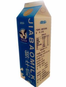 1L Fresh Milk/Juice/Cream/Wine/Water/Yoghurt Box/Carton with Caps pictures & photos