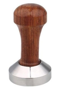Wooden Handle Stainless Steel Base Espresso Coffee Tamper UK Coffee pictures & photos