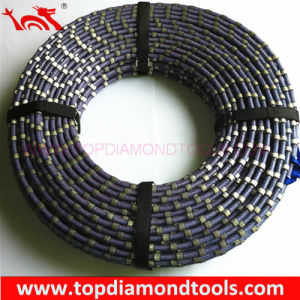 Diamond Saw Wire for Granite Profiling pictures & photos