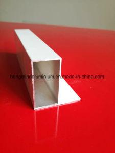 Extrusion Frame Aluminium Profile Powder Coating Coated for Window Door pictures & photos