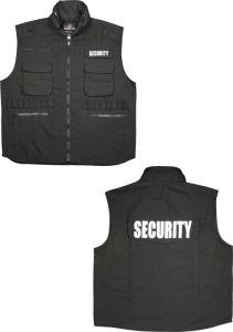 Security Clothing Vest, 2015 Security Uniforms Design-Ve005 pictures & photos