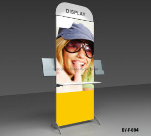 Brochure Display Stand with 2 Small Holders pictures & photos