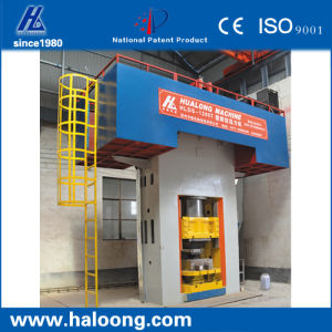 Supplier Prices 630t CNC Servomotor Power Saving Firebrick Press Machine pictures & photos