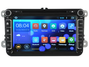 Witson Android 4.4 System Car DVD for Skoda (W2-A9240S) pictures & photos