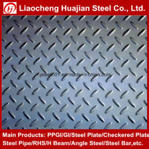Q235 Hot Rolled Checkered Steel Plate Checkered Plate pictures & photos