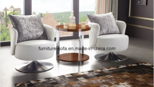 Modern Leisure Fabric Chair with Cushions (K35)