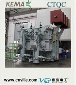 1.6mva 10kv Arc Furnace Transformer pictures & photos