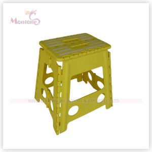 Sturdy Plastic Foldable Stool for Easy Storage pictures & photos