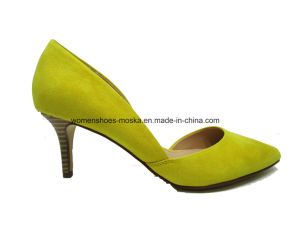 New Style Women Fashion High Heel Lady Dress Shoes for Party pictures & photos
