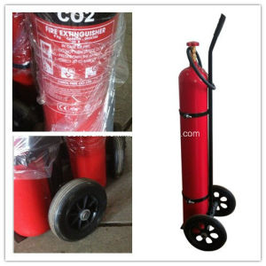 10kg CO2 Trolley Fire Extinguisher pictures & photos