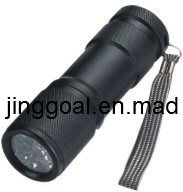 Aluminum led flashlight pictures & photos