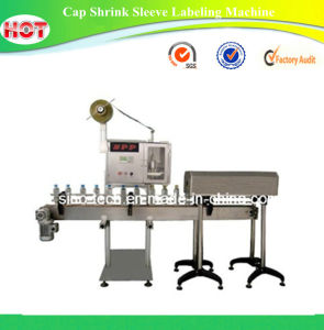 Cap Shrink Sleeve Labeling Machine pictures & photos