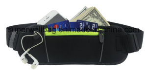 China Supplier Sports Running Waist Pack Runner Belt Bags pictures & photos