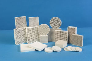 Metal Casting Ceramic Honeycomb Filter (slag) pictures & photos